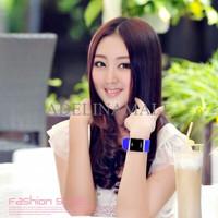 Jam Tangan SKMEI Touchwatch LED Watch Water Resistant / Jam LED Gelang