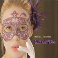 Dress Code Violet Mediheal Masker Korea (VIOLET) MURAH