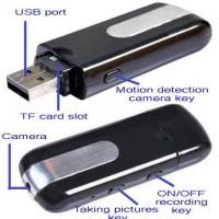 Spy Cam Camera Mini USB DVR Sensor Gerak / Alat penyadap Hidden Camera