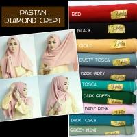Pastan Diamond Crept / Pastan Diamond Crepe / Pasmina I Berkualitas