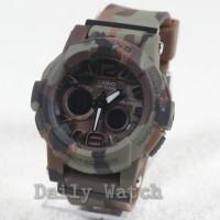 harga Jam tangan Casio Baby-G Sherina / Jam BabyG Wanita / Anak Mud Army Tokopedia.com