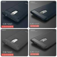 Jual Casing Xiaomi Redmi Note 3   Note 4 Silicone Hard Soft Case Anti Shock Murah