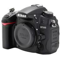 New Kamera DSLR Nikon D7000 Black Body Only / BO Garansi 1 Tahun