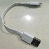KABEL MICRO USB UNTUK POWER BANK SAMSUNG / ASUS / XIAOMI