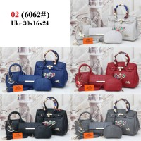 Tas Batam Wanita Hermes Birkin Shoes Twilly Set 4in1 6062