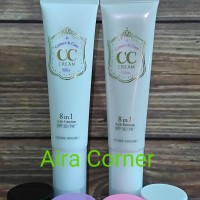 Etude House Correct Care CC Cream Silky Glow Share