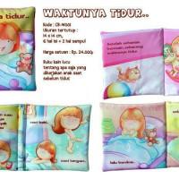 Jual Buku Bantal / Softbook : Waktunya Tidur Murah
