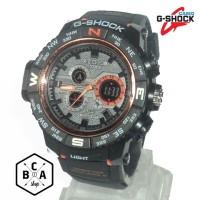 Jam Tangan Casio G-Shock / G Shock MTG 1000 / MTG 1000 Hitam Orange Kw