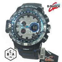 Jam Tangan Casio G-Shock / G Shock MTG 1000 / MTG 1000 Hitam Biru KWS