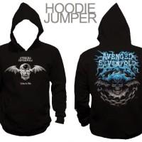 harga Jaket Sweater Hoodie Jumper Avenged Sevenfold Waking The Fall Keren Tokopedia.com