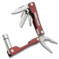 Gantungan kunci 8 in 1 / Swiss Tech Utility Key Stainless