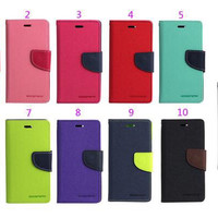 ORI Goospery Mercury Fancy Diary Samsung Galaxy Tab 3 Lite/Tab 3 V