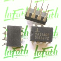 InFath - CA3140 CA3140E BiMOS Op Amp with MOSFET inputs and Bipolar
