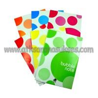 Blok Note Semar Bubble B5