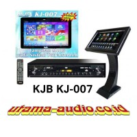 KJB KJ-007 / KJ007 KARAOKE PLAYER HDD 2TB ISI LAGU 30 RIBU LEBIH