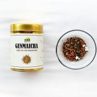 Genmaicha Japanese Green Tea + Brown Rice (Teh Hijau Beras Jepang)