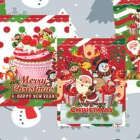 Amplop / Angpao Natal Christmas XMas Santa Claus / Sinterklas