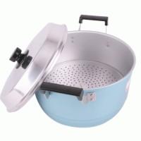 harga Maspion Alcor Spring Steamer Dandang Peralatan Masak [24 cm] Tokopedia.com