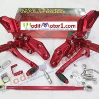 Underbone New Vixion Advance Msato Type 2 Nui Racing