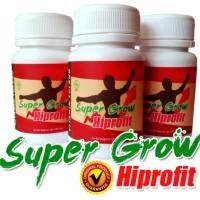 Cara Meninggikan Badan / Obat Herbal Peninggi / Super Grow Original