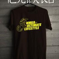 Jual Kaos/T-shirt Yamaha Nmax New murah Murah