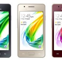 Samsung Galaxy Z2 OS Tizen LCD 4inch Quadcore 4G LTE RAM 1GB