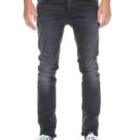harga Nudie Jeans Thin Finn Black Fall Tokopedia.com