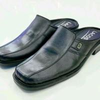 harga Sepatu Sandal Slop Kulit Asli Model Lacoste Pria Tokopedia.com