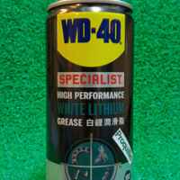 White Lithium Grease Pelumas Litium 360 ML WD-40 WD 40 WD40 Specialist