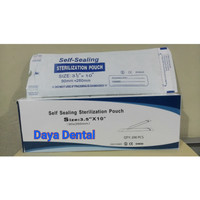 Jual Dental Sterile Pouch / Plastik Pembungkus Sterile / Self Sealing pouch Murah