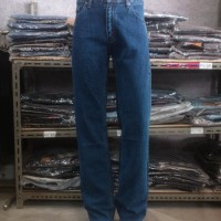 Celana Jeans Denim Fallas Regular Standar Fit (Basic) Size 27-32