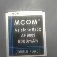 Baterai asiafone AF9880 AF-9880 kode B25C double power mcom