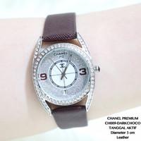 PROMO Jam Tangan Chanel Kulit Tanggal Aktif Fashion Wanita Grosir Mura