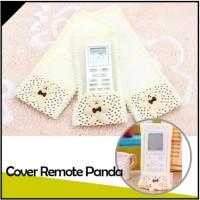 Cover Pelindung Remote Control TV / AC / DVD / Parabola PANDA