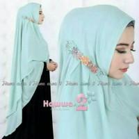 Khimar Arsy By Hawwaaiwa (Jilbab / Hijab / Kerudung)