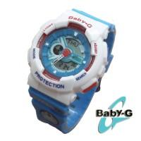 Jual Casio Baby-G BGA-110 KW Doraemon Murah
