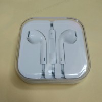 Headset Earphone Handsfree Earpods Apple Iphone 5 Ipad Mini Original