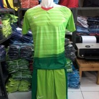 harga stelan jersey futsal nike printing hijau stabilo Tokopedia.com