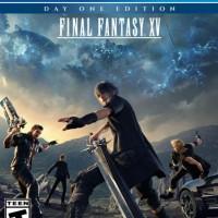 BD CD DVD Kaset PS4 PS 4 Final Fantasy FF XV REG 3