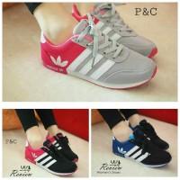 Sepatu Boot Kets Wanita 3 Colors Cool ADIDAS Sport Pusat Sepatu Murah