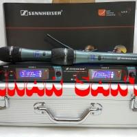 Mic Wireless Sennheiser E 912s + Hardcase ( Handheld )