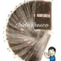 Manjun Triangle Onigiri Wrapper Nori/ Rumput laut/ Seaweed- 50 lembar