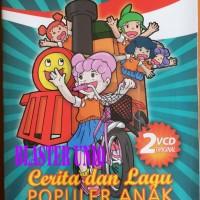 VCD Cerita dan Lagu Populer Anak Indonesia