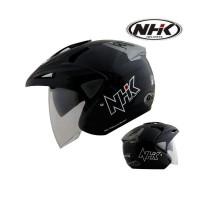 Jual Beli Helm NHK Predator 2 visor Solid Baru | Helm Full Face / Ha
