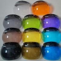 Jual Beli original kaca bogo bubble anti embun Baru | Helm Full Face