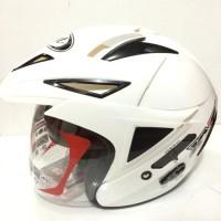 Jual Beli Helm KYT Scorpion King Solid Double Visor Baru | Helm Full