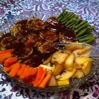 Selat Solo (Lidah Sapi/Daging Sapi/Gelantin)