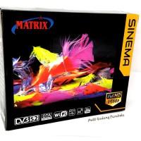 Receiver Matrix Sinema HD Internet + 6 Ch Premium