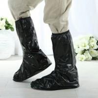 Shoes cover pvc pelindung sepatu basah hujan anti bocor banjir j...