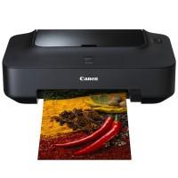 Canon PIXMA iP2770 Single Function Inkjet Printer (Black)